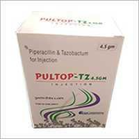 Piperacillin 4 GM + Tazobactam 500 MG