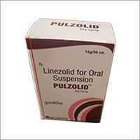 Linezolid 100 MG/ 5ML