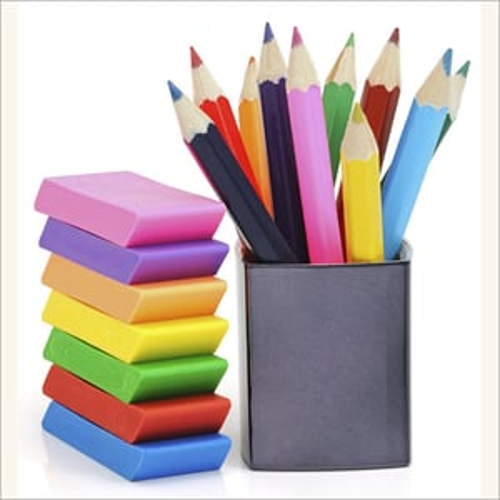 Velvet Coloured Pencil