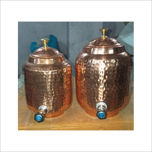 Copper Water Cooler
