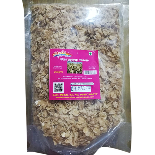 Natural Nutritive Handmade Millet Cereal