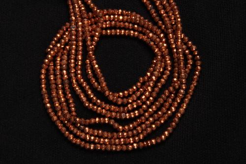 Copper Pyrite Micro Beads