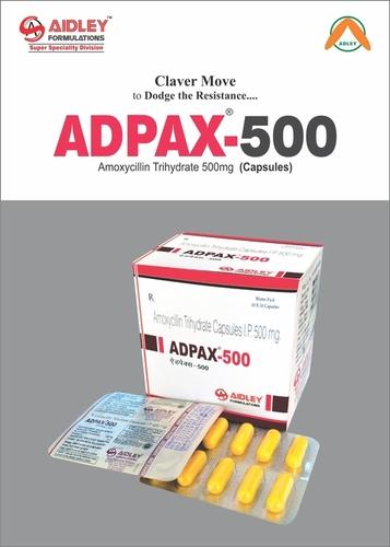 Adpax 500 Capsule