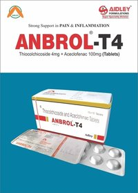 Anbrol T4 Tablet