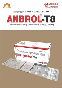 Anbrol T8 Tablet