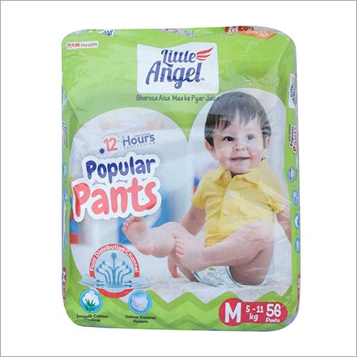 Medium Little Angel Baby Diaper Pant