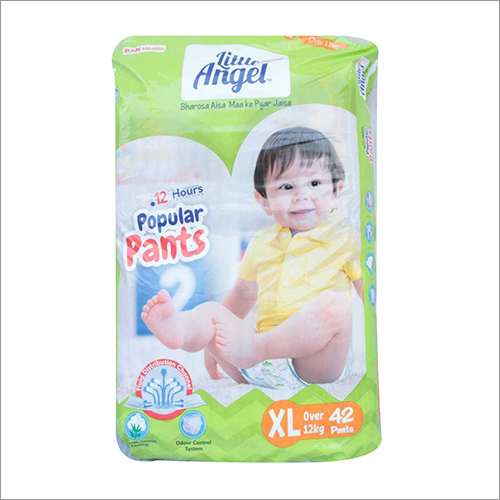 Extra Large Little Angel Diaper Pant