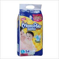 Large Mamy Poko Pant
