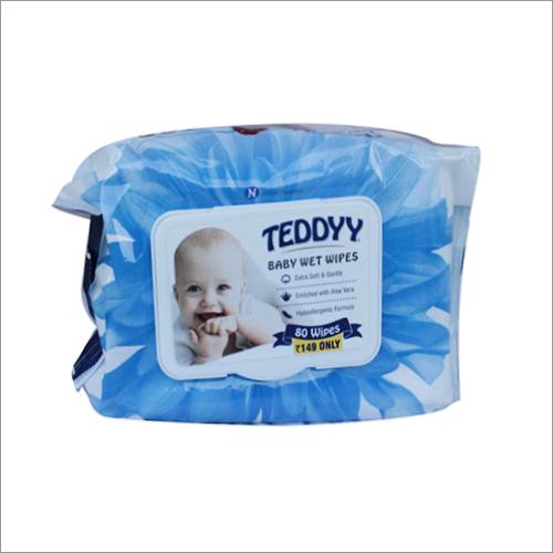 Teddy Baby Wet Wipes