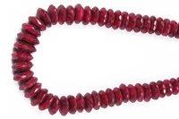 Ruby Red Corundum