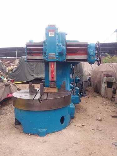 Vertical Lathe Machine Webster Bennett