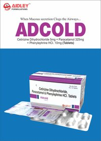 Adcold Tablet