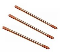 Alloy Coated Earthing Electrode