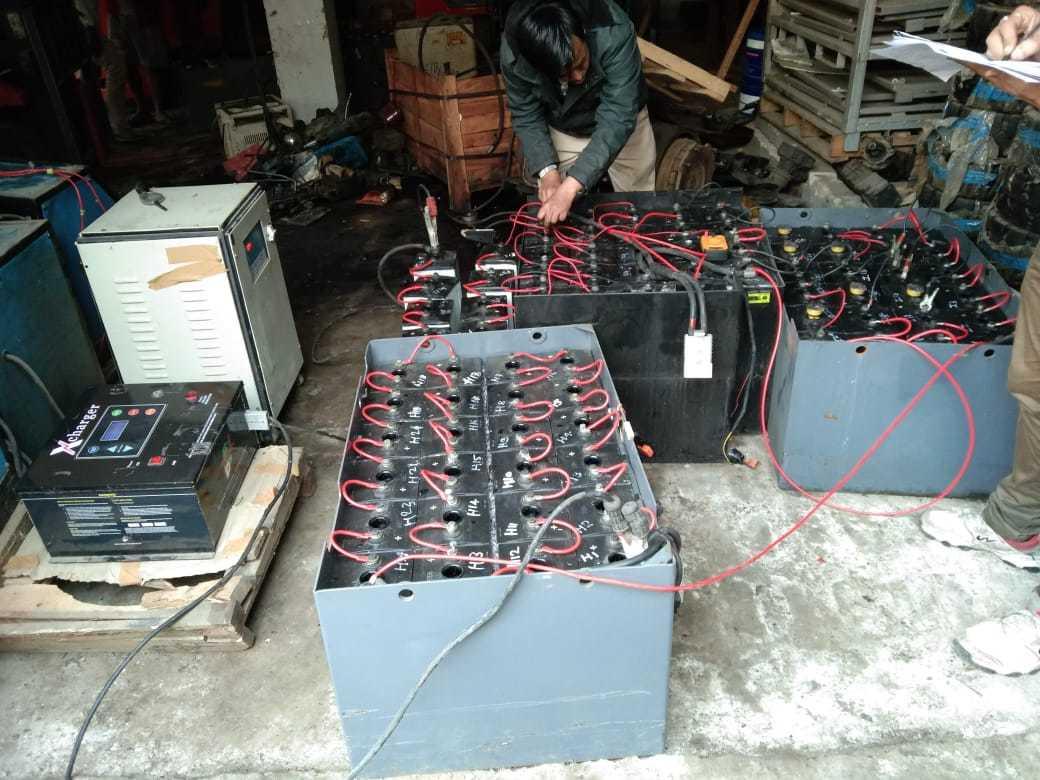 Rejuvenation Of Forklift Battery Manufacturer In Delhi Rejuvenation Of Forklift Battery Supplier In Delhi Ncr