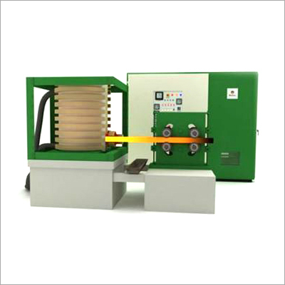 Induction Furnace Based Horizontal Continuous Casting Machine