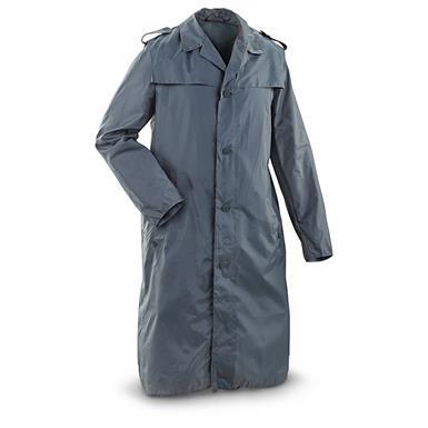 Military Raincoat