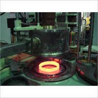 M F Induction Hardening Equipment