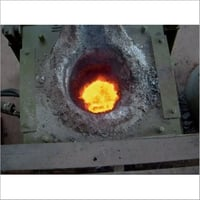 Copper Melting Induction Furnace