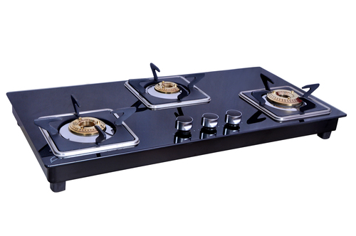 GLASS GAS STOVE