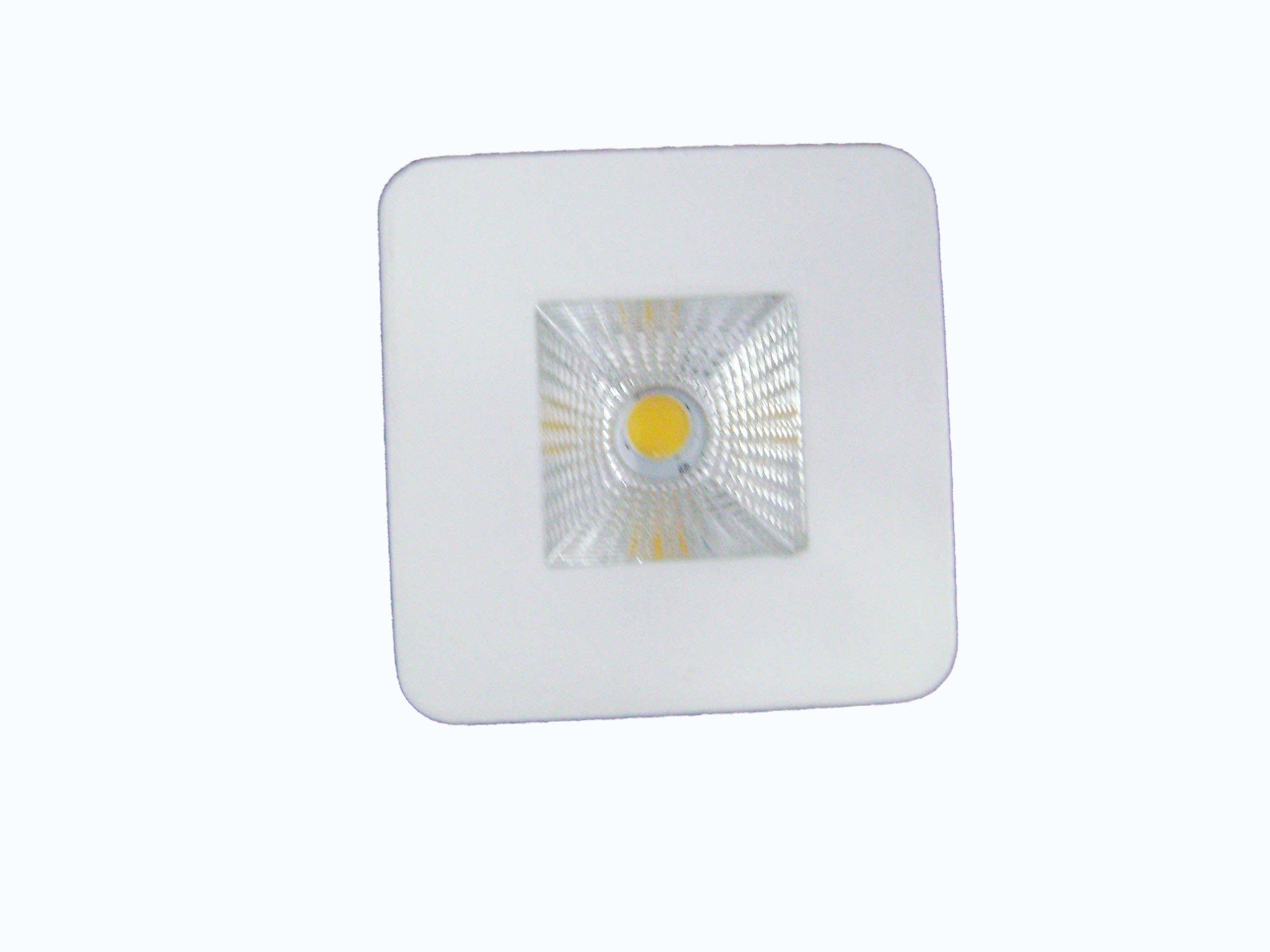 3 w square surface sportlight