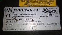 WOODWARD HMI 8441-1120 C