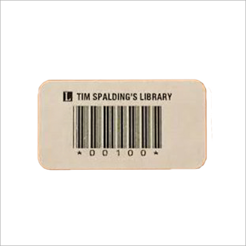 Books Barcode Stickers