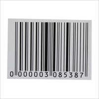 Self Adhesive Barcode