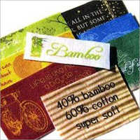 Cotton Fabric Labels