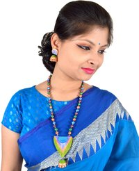 Traditional Terracotta Jewellery Sets For Women Latest Design