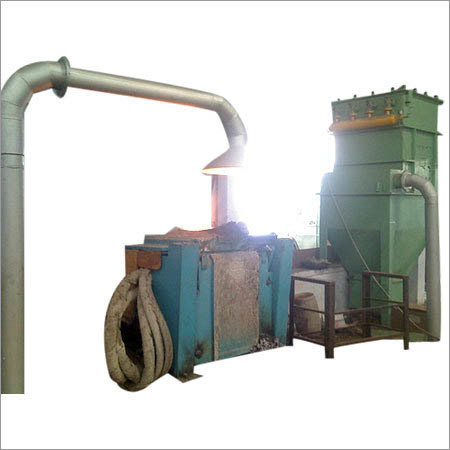Foundry Pollution Control Unit