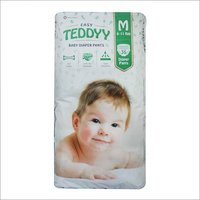 Medium Teddy Baby Diaper Pant