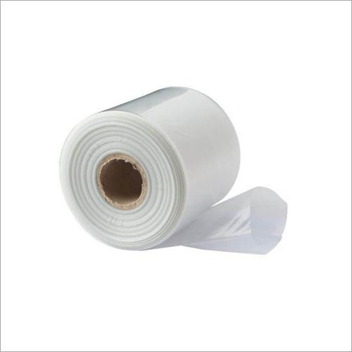 Natural Translucent Plastic Bag Roll