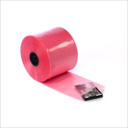 Colored Translucent Plastic Bag Roll