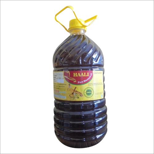 5 liter Natural Mustard Oil