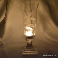 Hurricane Shape Candle Holder