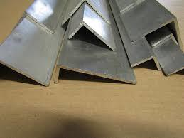 Aluminium Unequal Angle