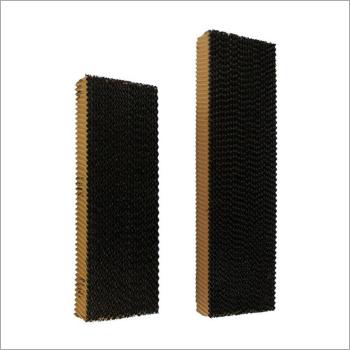 Black Coated Evaporative Cooling Pad