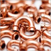 Copper U Bend Ring