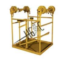Hexa Conductor Spacer Trolley