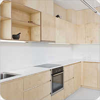 Commercial Birchwood Plywood