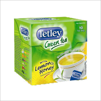 Tetley Lemon Tea Bag