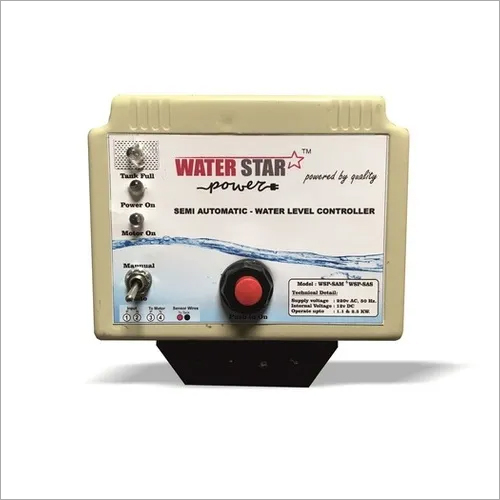 Semi Automatic Water Level Controller - Submersible