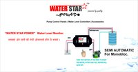 Semi Automatic Water Level Controller