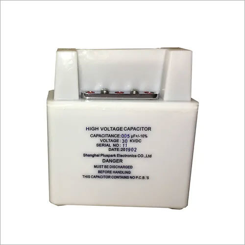 HV Pulse Capacitor 30kV 0.05uF,High Voltage Capacitor 30kV 50nF