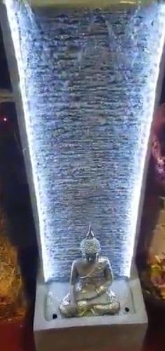 Decorative Buddha Water Fountain