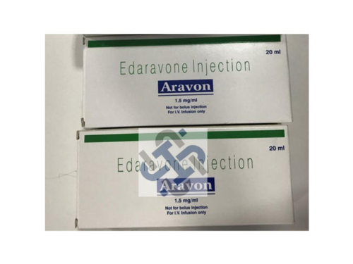 Aravon Edaravone 1.5mg Injection