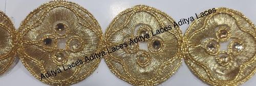 Saree Cut Work Lace