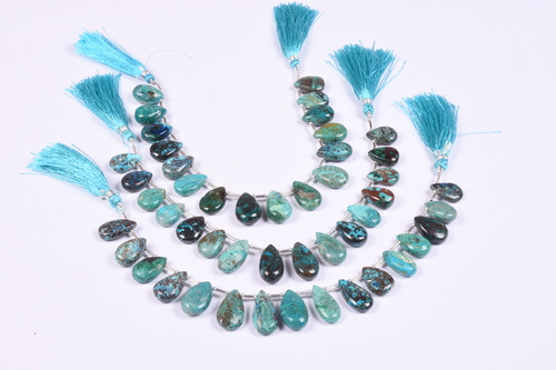 Chrysocolla Beads