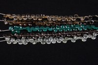Mix Gemstone Heart Beads