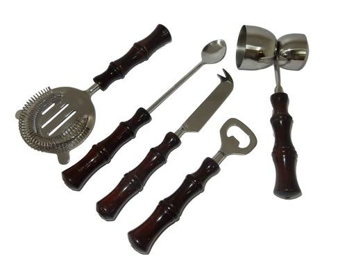 Stainless steel Bar Tool Set